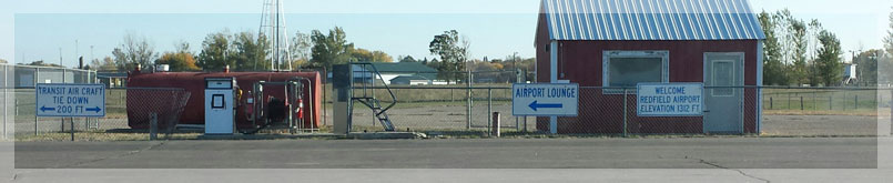 redfield airport